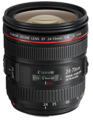 Canon EF 24-70mm F4L IS USM (white box)