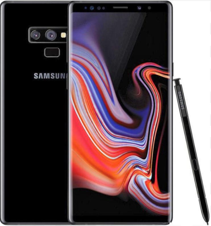 Samsung Galaxy Note 9 Dual Sim N960FD 512GB Black фото