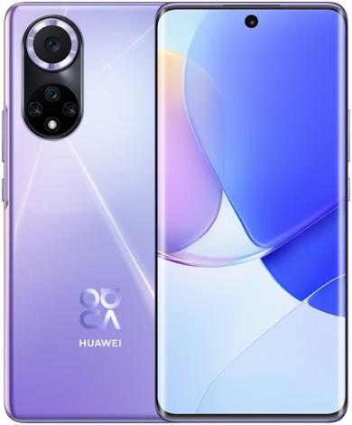 Huawei Nova 9 Dual Sim NAM-AL00 256GB Purple (8GB RAM) - China Version