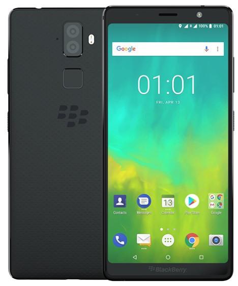 BlackBerry Evolve BBG100-1 Dual Sim 64GB Black (4GB RAM)