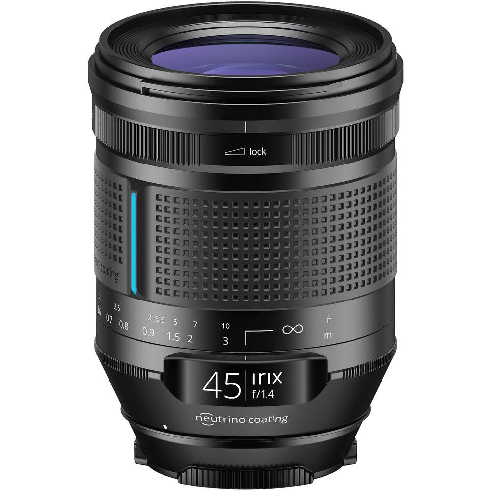 Irix Lens 45mm f/1.4 Dragonfly (Canon EF)