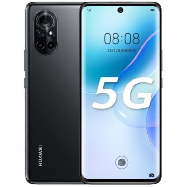 Huawei Nova 8 5G Dual Sim ANG-AN00 128GB Black (8GB RAM)