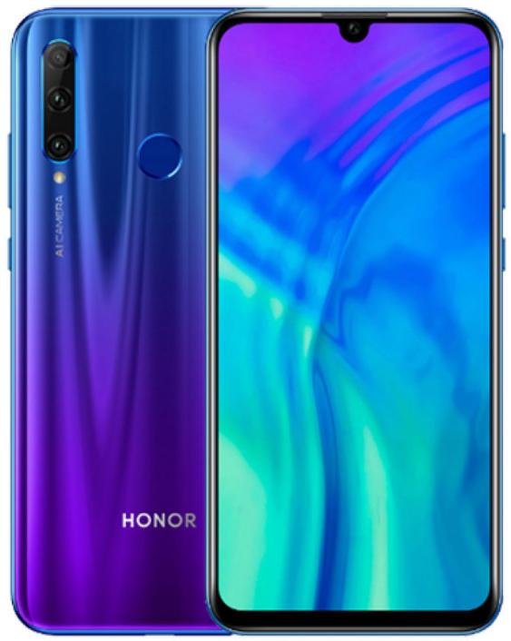 Huawei Honor 20i Dual 128GB Blue (4GB RAM)