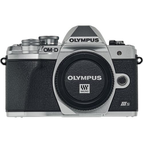 Olympus OM-D E-M10 MK III S Body (kit box) Silver