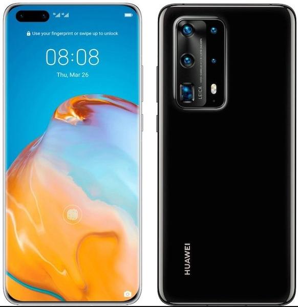 Huawei P40 Pro Plus 5G ELS-N39 Dual Sim 512GB Black (8GB RAM)