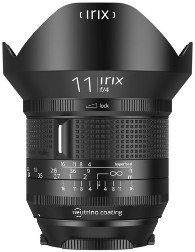 Irix Lens 11mm F/4 Firefly (Pentax)