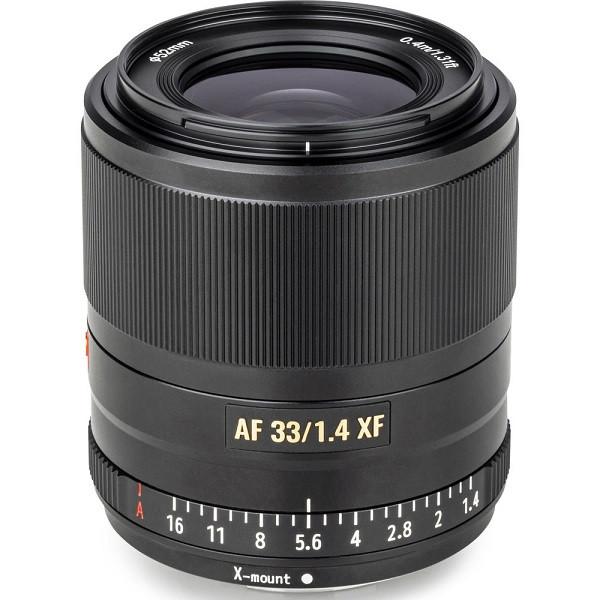 Viltrox AF 33mm f/1.4 (Fuji X)