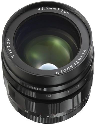 Voigtlander Nokton 42.5mm f/0.95 Micro (M3/4) фото