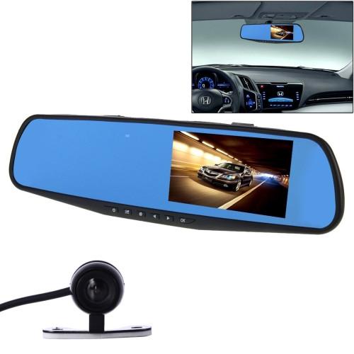 Etoren com |Car DVR - Dual Camera WiFi Monitor Full HD 1080P