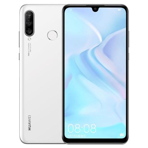 Huawei Nova 4e Dual Sim MAR-AL00 128GB White (6GB RAM) (Not Support Google Play)