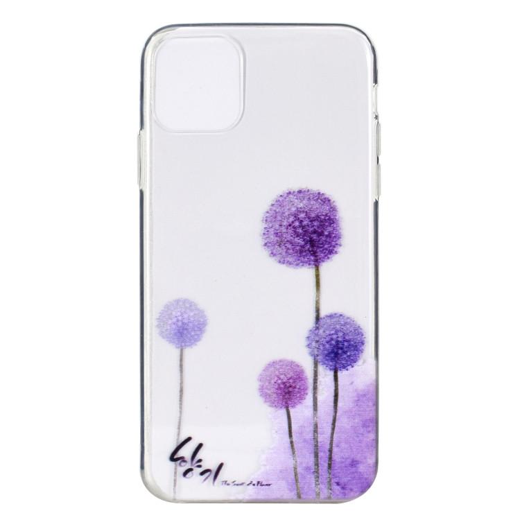 Dandelion iPhone 11 case