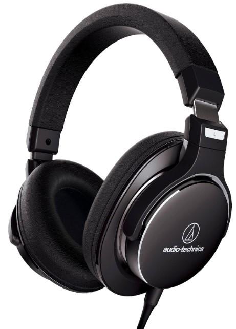 Audio-Technica ATH-MSR7NC Over ear Headphone Black