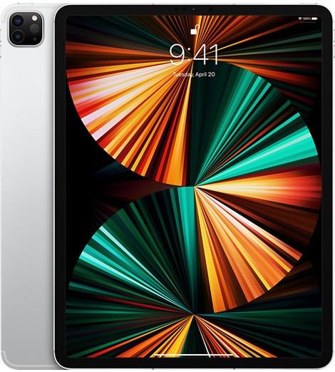 """Apple iPad Pro 12.9"""" (2021) Wifi 512GB Silver (8GB RAM)"""