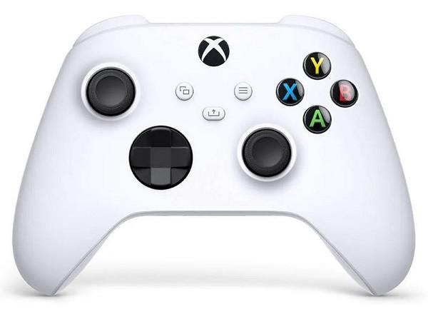 Xbox Wireless Controller White (QAS-00003)