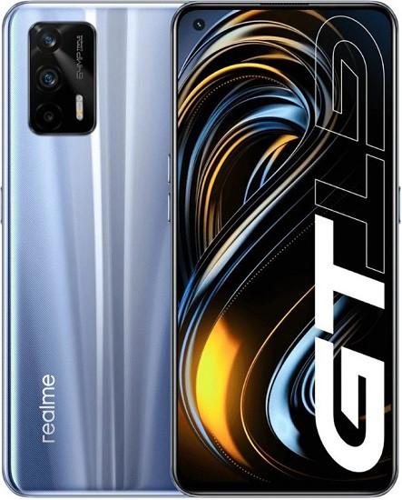Realme GT 5G Dual Sim 128GB Dashing Silver (8GB RAM)