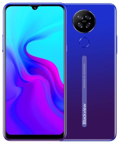Blackview A80 Dual Sim 16GB Gradient Blue (2GB RAM)