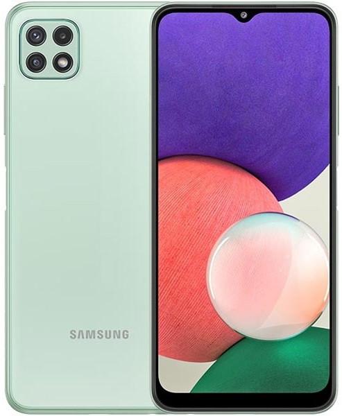 Samsung Galaxy A22 5G Dual Sim A226B 128GB Green (6GB RAM)