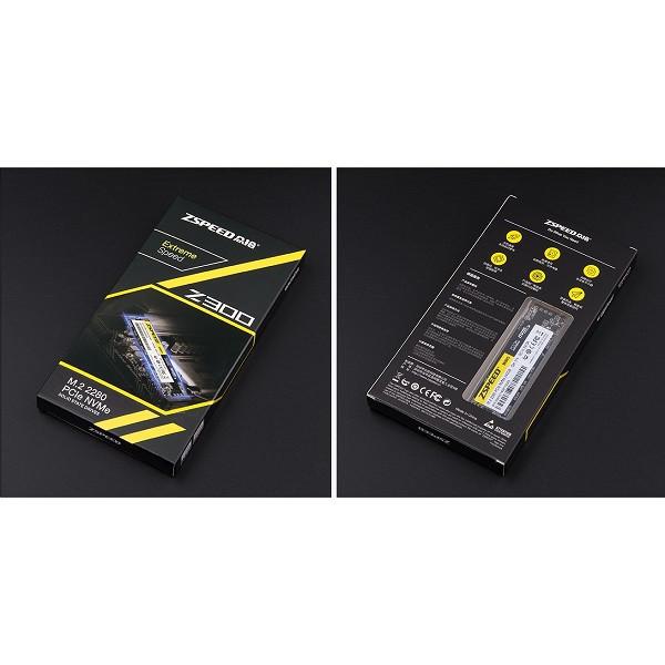 Z Speed M.2 NVMe PCIe 22801TB SSD