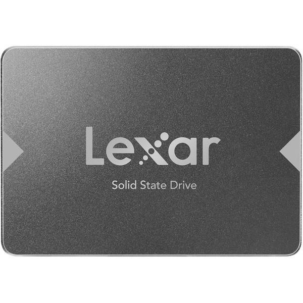 """Lexar NS100 512GB 2.5"""" SATA III 6GB/s SSD"""