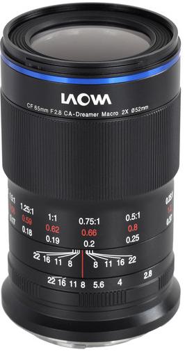 Laowa 65mm f/2.8 2x Ultra Macro APO (EF-M)
