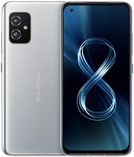 Asus ZenFone 8 5G Dual Sim ZS590KS 256GB Silver (16GB RAM)