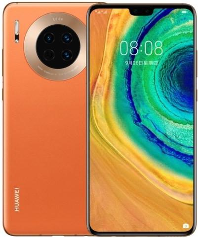 Huawei Mate 30 TAS-AN00 Dual Sim 256GB Orange (8GB RAM) - 5G