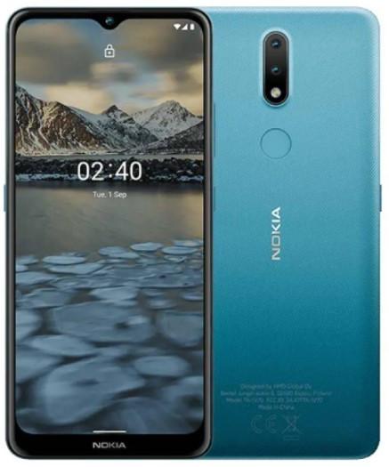 Nokia 2.4 Dual Sim TA-1270 32GB Blue (2GB RAM)