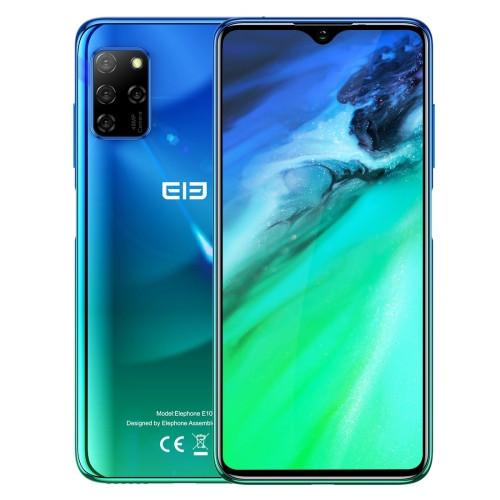 ELEPHONE E10 Dual Sim 64GB Blue (4GB RAM)