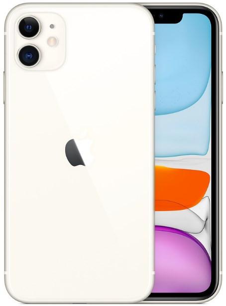 Apple iPhone 11 256GB White (eSIM)