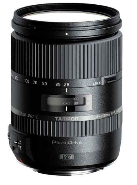 Tamron 28-300mm F3.5-6.3 Di VC PZD (A010)(Canon)