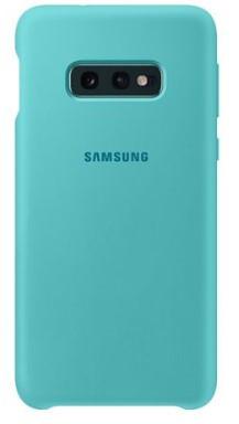 Samsung Galaxy S10e Silicon Phone Cover (Green)