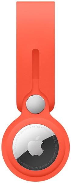 Apple AirTag Loop Electric Orange