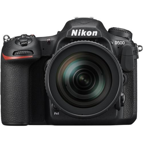 Nikon D500 Kit (NIKKOR 16-80mm f/2.8-4E ED VR)