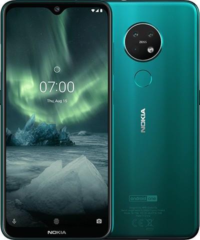 Nokia 7.2 Dual Sim TA-1096 128GB Green (6GB RAM)