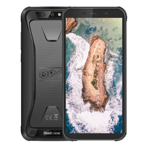 Blackview BV5500 Rugged Phone Dual Sim 16GB Black