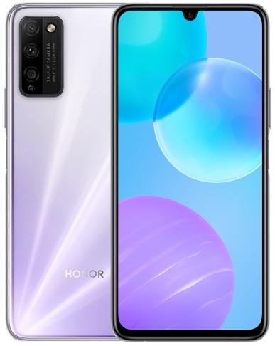 Huawei Honor 30 Lite 5G Dual Sim MXW-AN00 128GB Silver (8GB RAM)