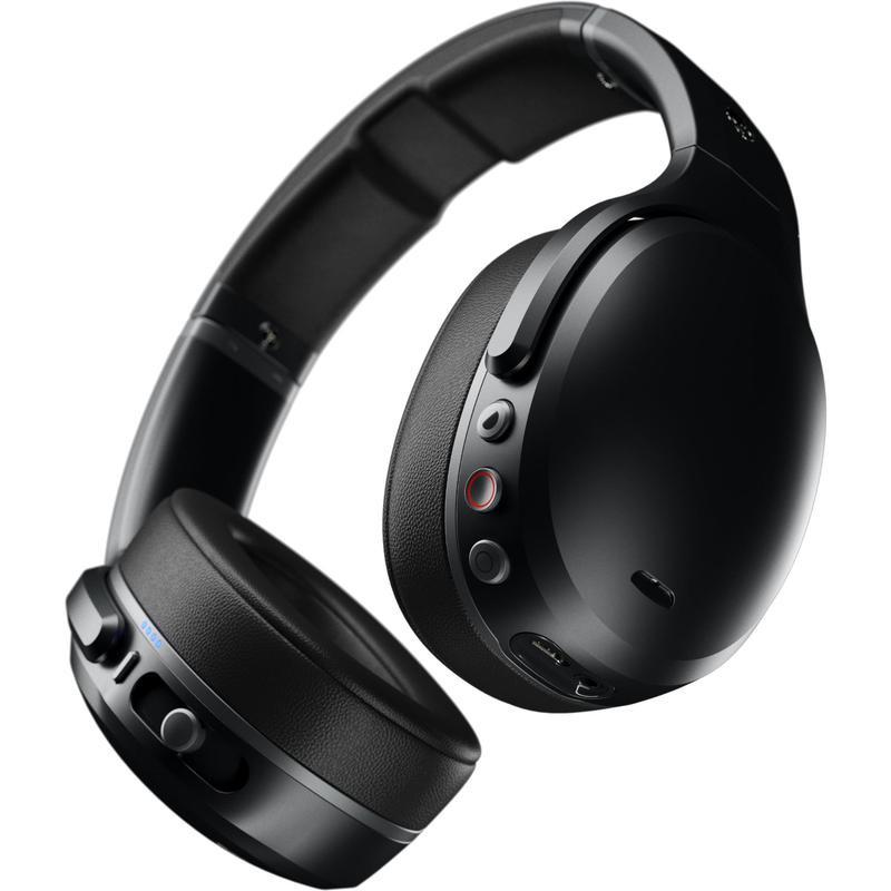 SkullCandy Crusher ANC Wireless Over-Ear Headphones Black