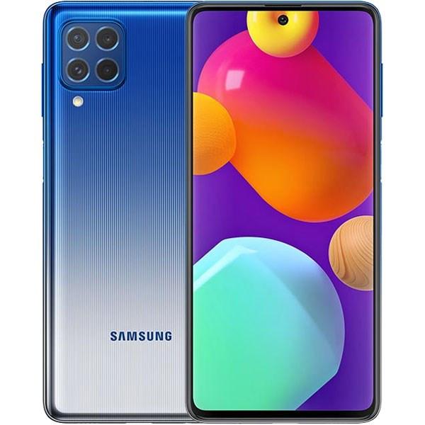 Samsung Galaxy M62 Dual Sim M625FD 128GB Blue (8GB RAM)