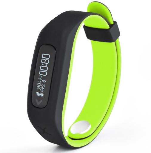 Actxa Swift Smart Fitness Band Green