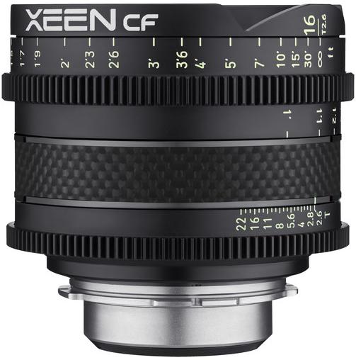 Samyang Xeen CF 16mm T2.6 (Canon)