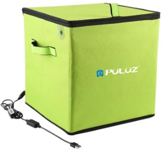 PULUZ 30cm UV Light Germicidal Sterilizer Disinfection Tent Box