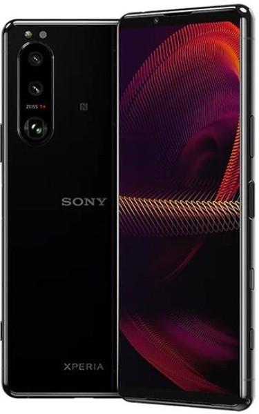 Sony Xperia 5 III 5G Dual Sim 128GB Black (8GB RAM)