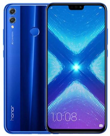 Honor 8X Dual Sim 64GB Blue (4GB RAM)
