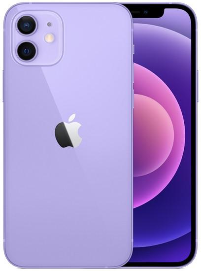 Apple iPhone 12 5G 256GB Purple (eSIM)