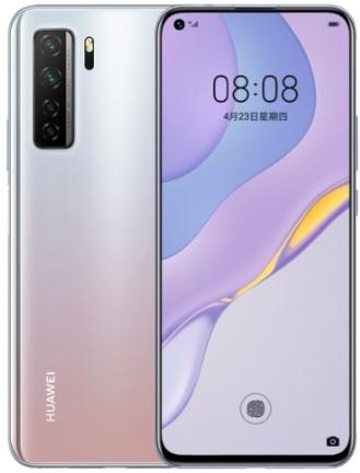 Huawei Nova 7 SE 5G CDY-AN00 Dual Sim 256GB Silver (8GB RAM)
