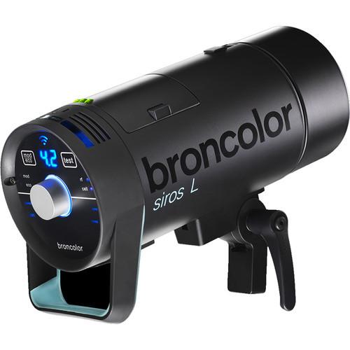 Broncolor Siros 400L Wifi RFS (31.710.XX)
