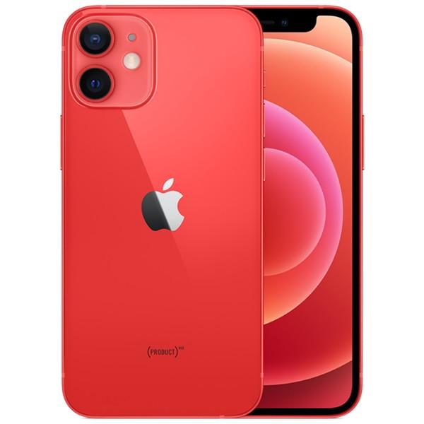 Apple iPhone 12 mini 5G A2399 256GB Red (eSIM)