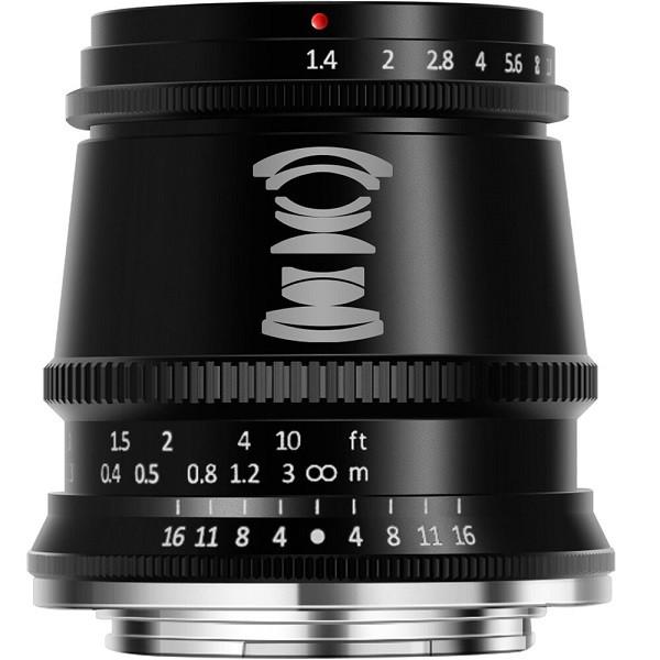 TTArtisan 17mm F1.4 APS-C (Canon M)