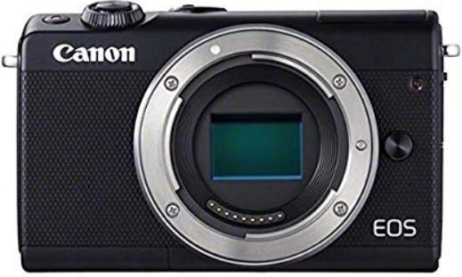 Canon EOS M100 Camera Black (kit box) (Body Only)