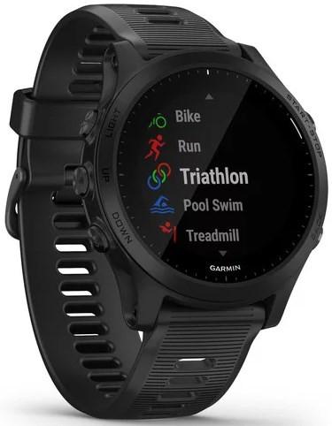 Garmin Forerunner 945 Running Watch Black